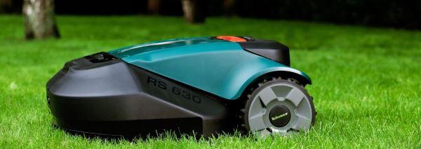 Robomow robot plæneklipper